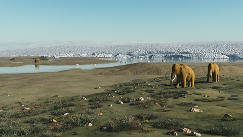 3d visualisering er af landskaber